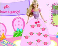 Barbie cake maker barbie j�t�kok