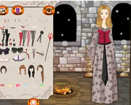Barbie in Halloween j�t�k