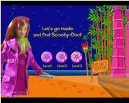 Barbie Scooby doo search játék